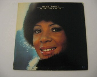 Shirley Bassey - Never Never Never - Circa 1973