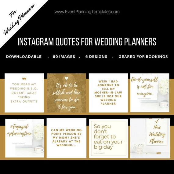 60 social media instagram quotes and images pack for wedding solutioingenieria Gallery