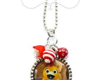 SPROUT CHICA NECKLACE