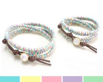 Mommy and Me Bracelet, Unicorn Bracelet, Mother and Daughter Bracelet, Unicorn Jewelry, Mommy and Me Jewelry, Unicorn Gift, Baby Bracelet