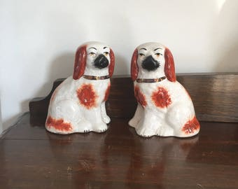 Vintage Pair of Wally Dogs