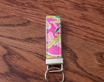 KEYCHAIN in Lilly Pulitzer Millionaires Row