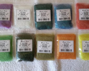 Ice Dub Prism Combo  3g. pack....  10 asst. colors