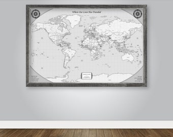 Pinboard map etsy popular items for pinboard map gumiabroncs Choice Image