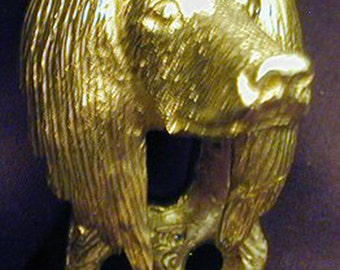 Custom Bronze Cabinet Pulls Handmade Solid Bronze Saluki All Breeds Available