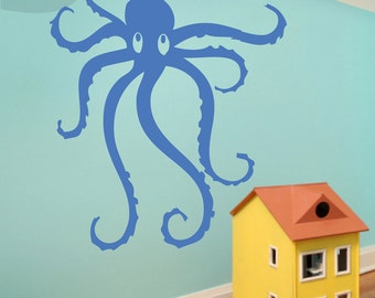 Octopus - Vinyl Wall Decal