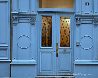 Paris Photography Blue Doors of Paris Wall Art Paris Blue Doors Prints Paris & Paris Photography Blue Doors in Paris France French Home