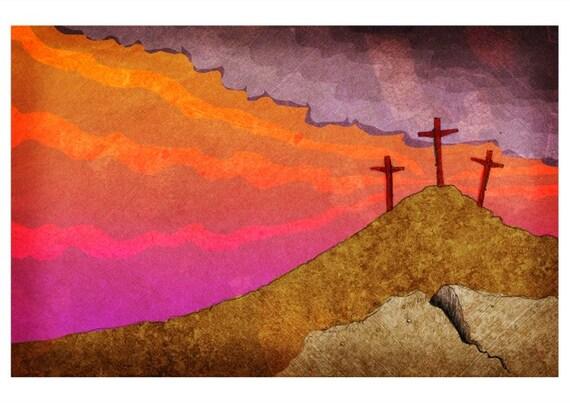 The Jesus Storybook Bible - 72 dpi Digital File (Page 306 - 307)