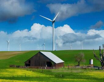 Windmill of Change