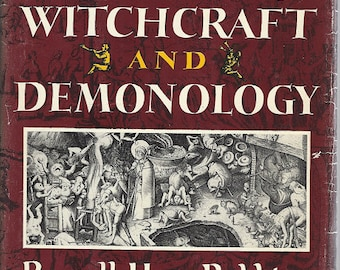 The Encyclopedia of Witchcraft and Demonology 1970