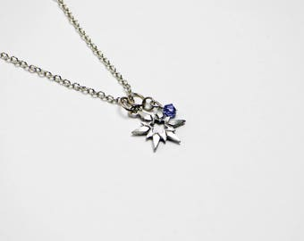 Twilight necklace etsy twilight sparkle inspired star necklace in silver and purple my little pony necklace mlp necklace twilight sparkle necklace mlp jewelry aloadofball Gallery