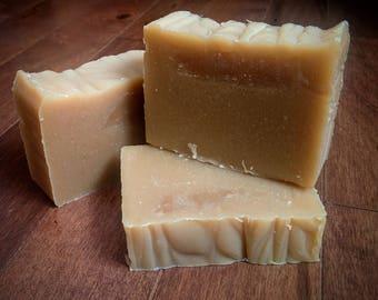 Patchouli Orange - Goats Milk soap, All natural, handmade soap
