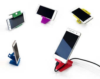 Phone Stand | iPhone Stand | Docking Station | Holder | Office Decor | Organiser | Phone Accessory | Office Gift | Desk Tidy | Dock