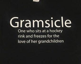 Gramsicle Shirt