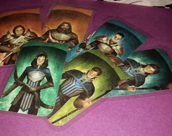 Dragon Age: Origins | Hero of Ferelden Card Bookmarks