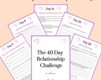 The 40 Day Relationship Challenge