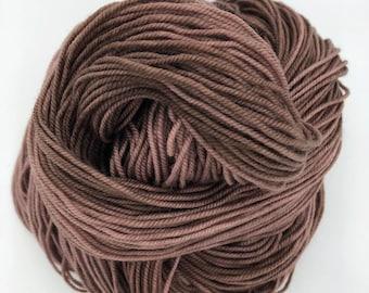 4ply hand dyed merino nylon sock yarn 100g