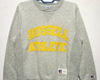Vintage Russell Athletic Big Logo Sweatshirt Sweater