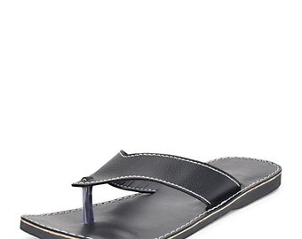 Paduki Handmade synthetic leather sandals Men's