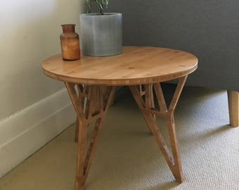 ARGYLE - Bamboo Side Table