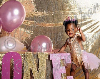 girl first birthday outfit gold and pink, pink tutu outfit, birthday outfit, 2nd birthday outfit, 1st birthday outfit, first birthday girl