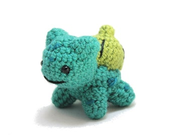 Mini Bulbasaur Toy