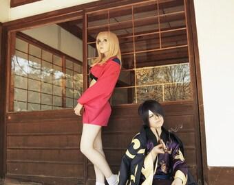 Matako Kiijima Gintama Cosplay