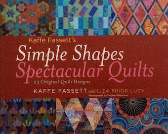 Simple Shapes Spectacular- Kaffe Fassett