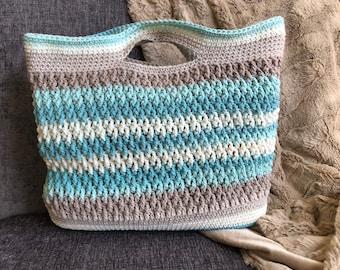 crochet pattern, crochet bag pattern, crochet summer tote pattern, endless textured summer tote pattern, beach bag, crochet, pattern