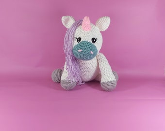 Unicorn Doll - Unicorn Gift - Unicorn - Unicorn Party - Stuffed Animal - Christmas Gift - Customize - Baby Unicorn Gift - Gift for Girls