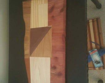 Irregular Shaped Cutting Board