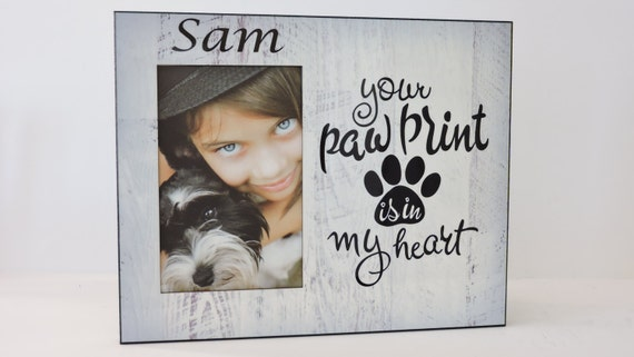 Personalized frames for Pets, Pets Frames & Pet Memorial ...