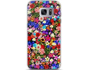 Floral Samsung Case