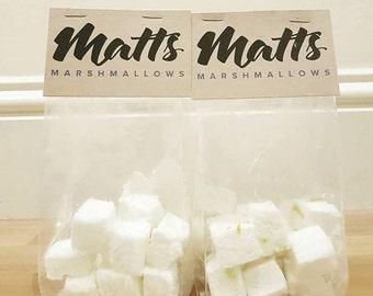 Boozy Marshmallows!