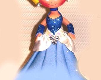 Princess Cenicienta Fofucha