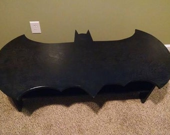 Bat coffee table