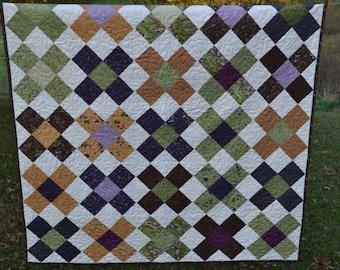 Criss Cross Lap Quilt