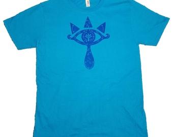 The Legend of Zelda: Breath of the Wild Sheikah Eye Shirt