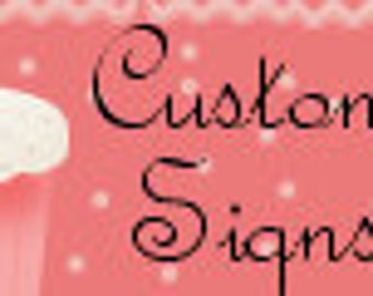 Name Business Phrase Custom Wood Sign 5 x 28 Primitive Wood Fence Board