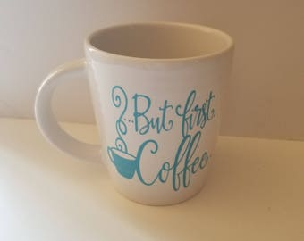 Coffee Lover's Coffee Mug