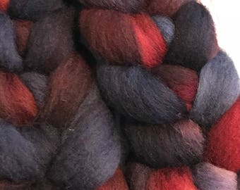Cheviot Combed Top Roving Detroit Colorway