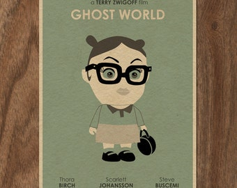 Ghost World Limited Edition Print