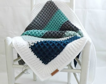 The Paddy Baby Blanket