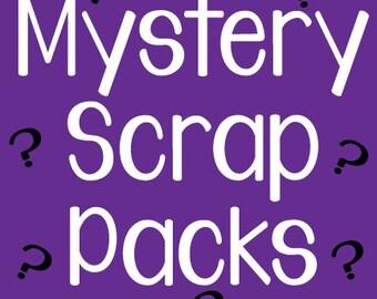 Mystery Fabric Scrap Packs