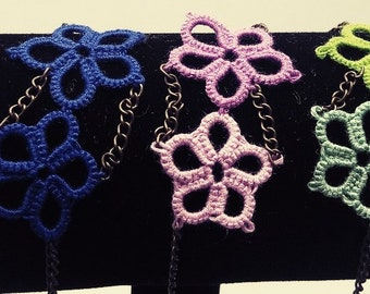 Tatted Lace Bellflower