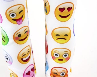 Fits like American Girl Doll Clothes - Emoticon Leggings | 18 Inch Doll Clothes