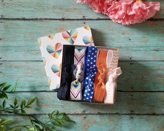 Elastic Headbands  / Toddler Headbands / Kid Headbands / Baby Headbands / Headband Sets / Headbands for Girls / PaperFlowerVT