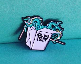 Killer Dish Soft Enamel Pin Badge