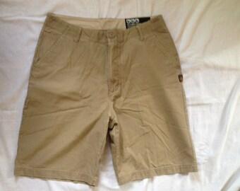 Volcom Casual Khakis Men's Shorts Vlcmnscout Size 32