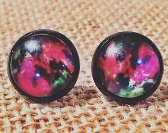 Color Splash Earrings